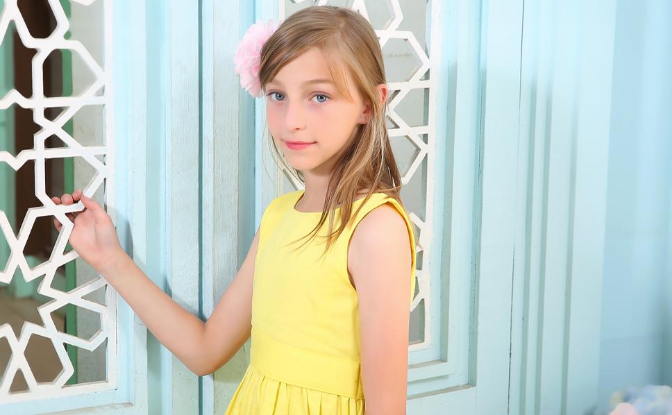 Amazon Qinghan 20 Colors Baby Girl Chiffon Flowers Lined Hair