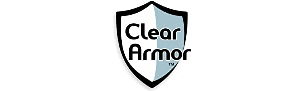 ClearArmor Logo, Clear Armor Logo, PPE, Personal Protective Equipment, Safety Gear