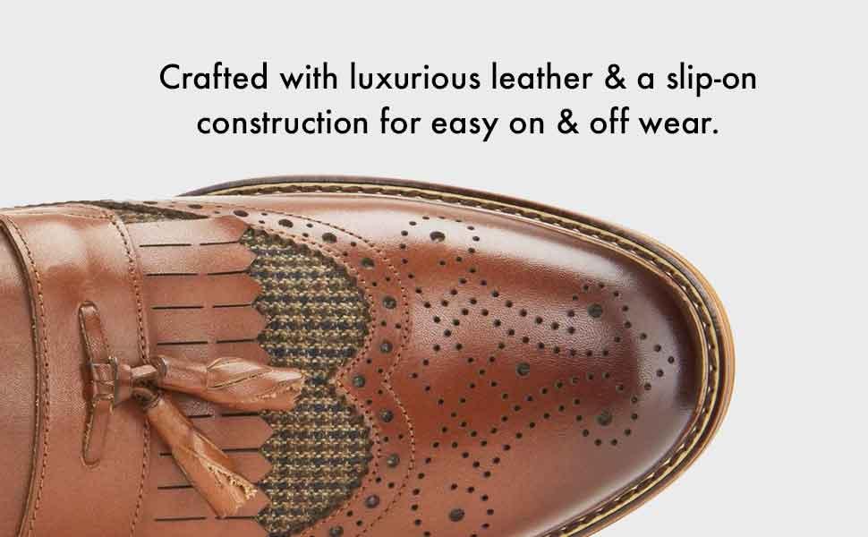 Vintage Foundry Bianchi Loafer