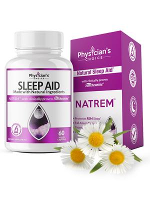 Physician's Choice all natural sleep aid