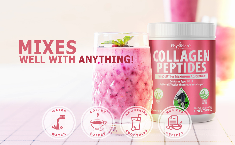 DOUBLE HYDROLYZED COLLAGEN PEPTIDES