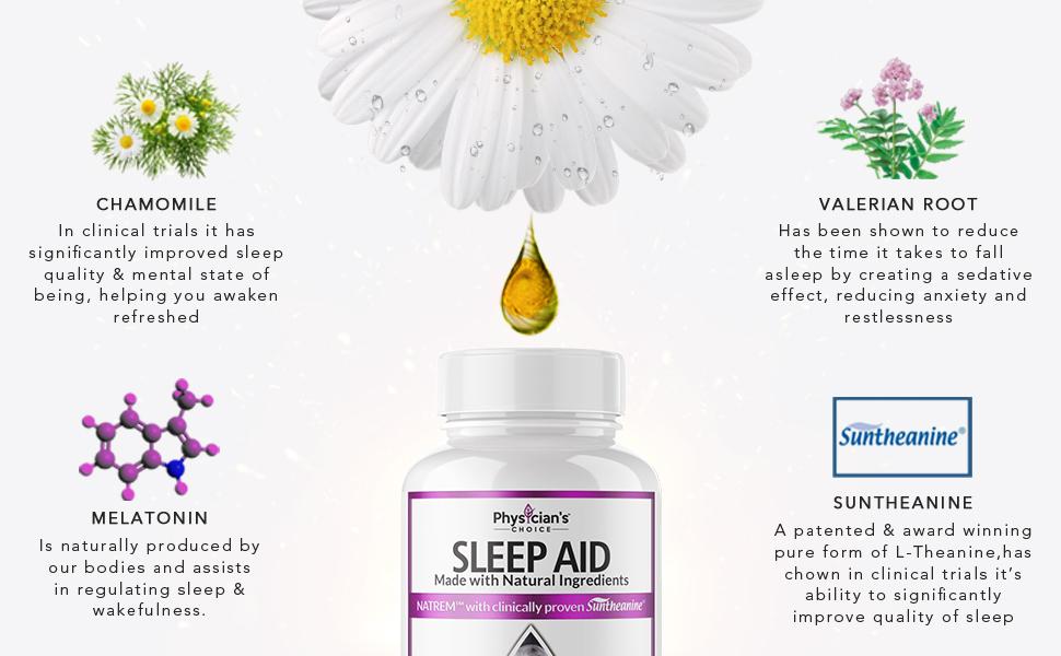 Physician's Choice NatRem All Natural Sleep Aid