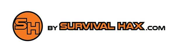 Amazon.com: Survival Hax - Cuchillo de cuba de hoja fija con ...