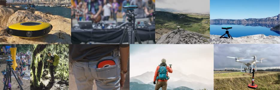 Vuze - 3D 360° 4K VR Camera - Red 29