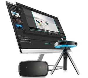 Vuze - 3D 360° 4K VR Camera - Red 26