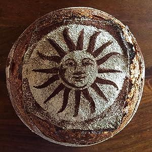 Amazon Com Breadtopia Bread Stencils Set Of 5