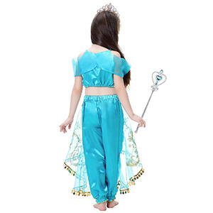 Jasmine Costume for Girls