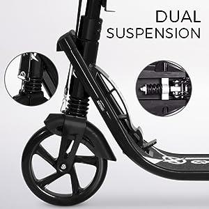 Dual Suspension