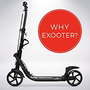 Why EXOOTER?