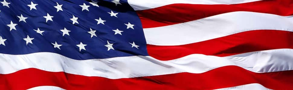 USA made in America American flag supplements made in the united states of america local business