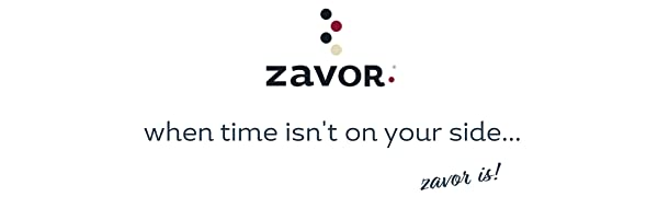 Zavor Logo Header