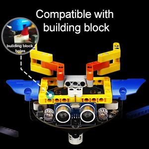 robot building block