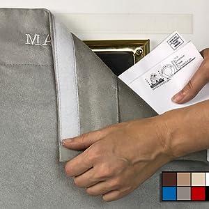 mail slot letter cage box bag elderly disabled mobility aid pets dog door hardware draft excluder