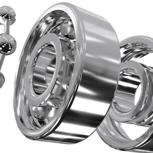 All Balls Racing Rear//Middle Wheel Bearing//Seal Kit 25-1151