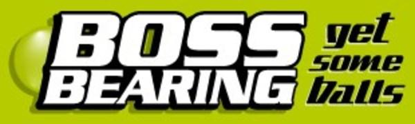 BossBearing Rear Wheel Bearings Kit Harley to Davidson Dyna Street Bob FXDB 2008 2009 2010 2011 2012