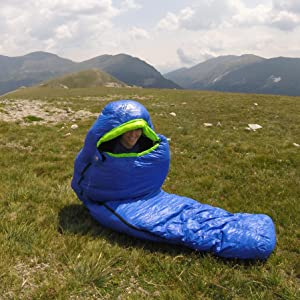 This Direct To Consumer Premium Quality Ultralight 15 Or 0 Degree Mummy Goose Down Sleeping Bag For Backpacking Is The Lightest Most Compressible With