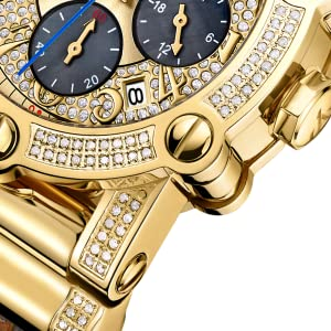 JBW Diamond timepieces