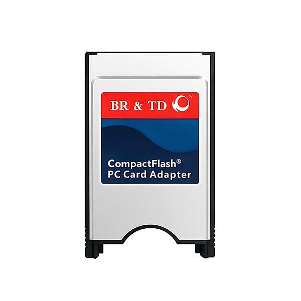 Amazon.com: BR & TD CompactFlash PC adaptador de tarjeta ...