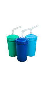 Amazon.com: Re-play 3pk No Spill Cups: Baby