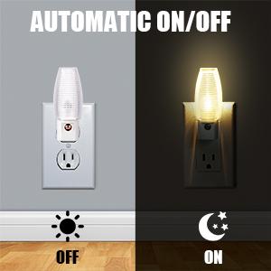 Plug in Nightlight