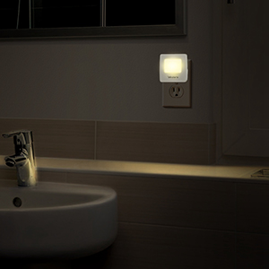 Sensational Plug In Led Night Light Dusk To Dawn Sensor Emotionlite Nightlights For Bedroom Hallway Kitchen Stairways Corridor Bathroom Warm White Ultra Slim Beutiful Home Inspiration Xortanetmahrainfo
