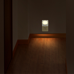 Plug In Led Night Light Dusk To Dawn Sensor Emotionlite