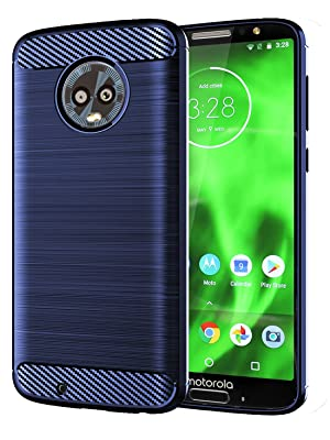 Moto G6 Case, Moto G (6th Generation) Case,Sucnakp TPU Shock
