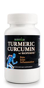 Tumeric with Bioperine