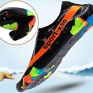 Amazon.com: Zapatos de agua para hombre y mujer, secado ...