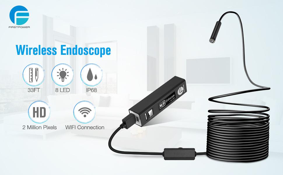 wirelss endoscope
