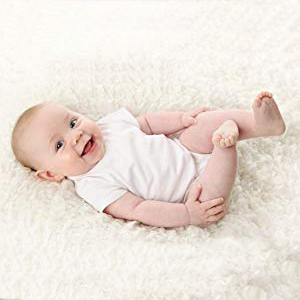 baby 100% cotton bodysuit