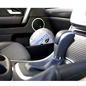 EzyShade windshield sun shades - Foldable easy storage