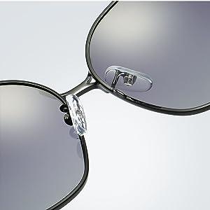 Amazon.com: luomon mariposa anteojos de sol para mujer con ...