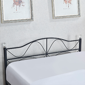 full size bed metal platform