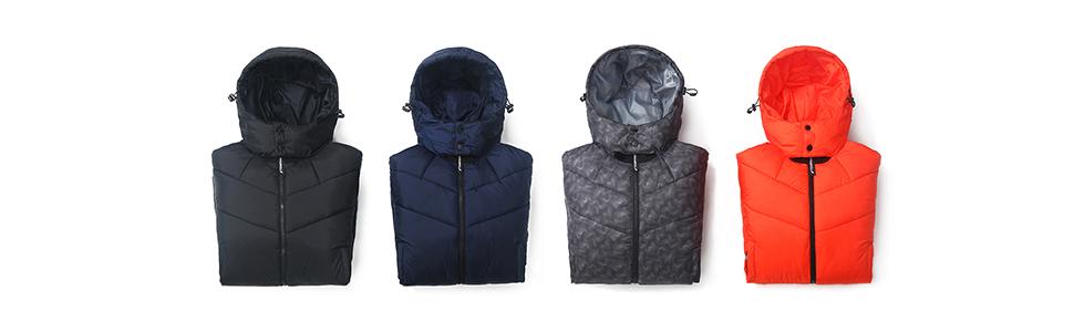 puffer coat men