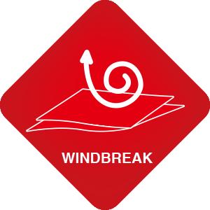 windbreaker women