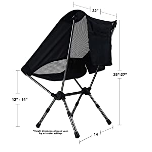 Oak creek chair