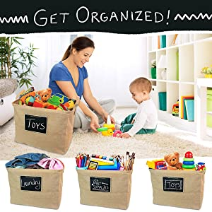 play games toys pet storage baskets basket bin bins container box bag kid's room baby laundry