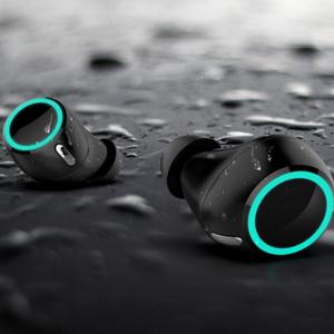 ipx7 waterproof wireless earbuds