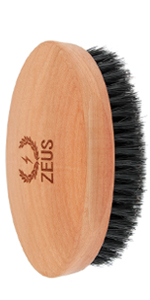 Zeus Military large beard brush