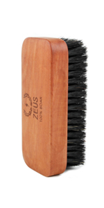 Zeus palm brush soft second cut