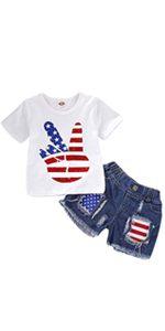 4th of July denim outfits