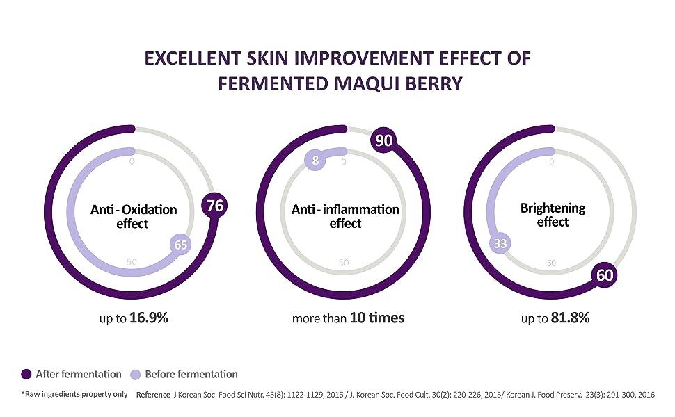 fermented maqui berry