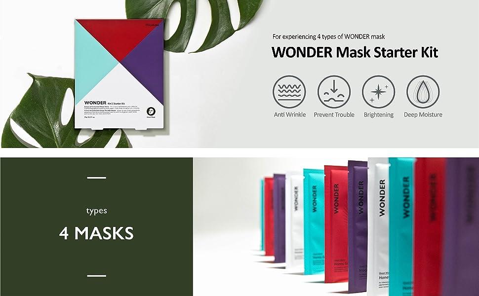 wonder mask starter kit