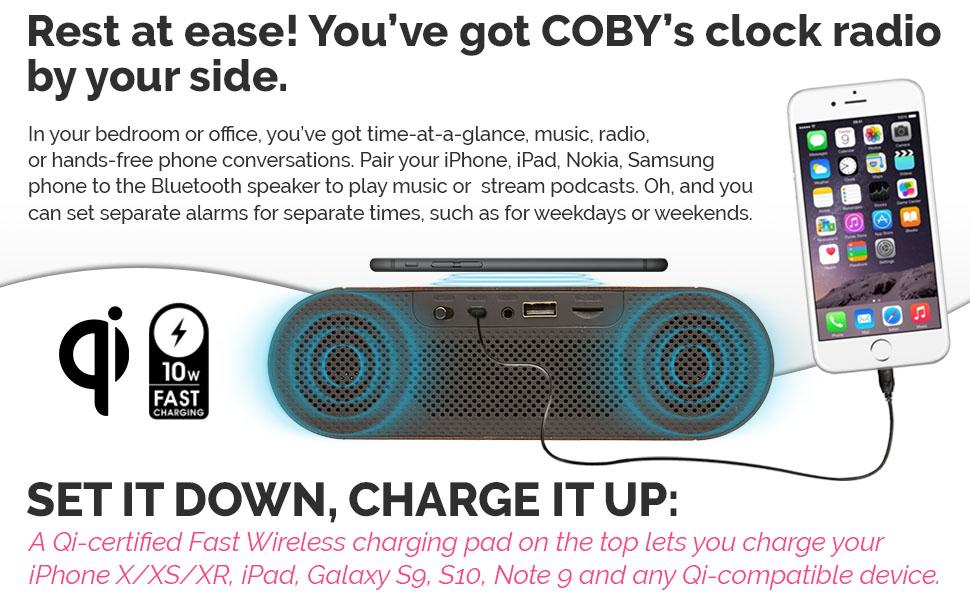 Coby Radio