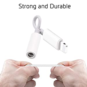 3 5 mm audio to lightning adapter Apple lightning to audio adapter Iphone audio adapter
