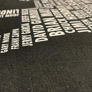 Guitar Legends T-shirt