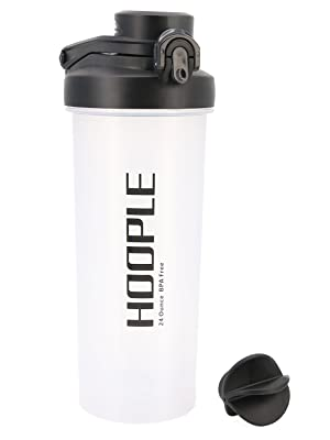 Aqua Gym Rabbit Shaker Cup 20oz Bottle Protein Shaker /& Mixer Cup