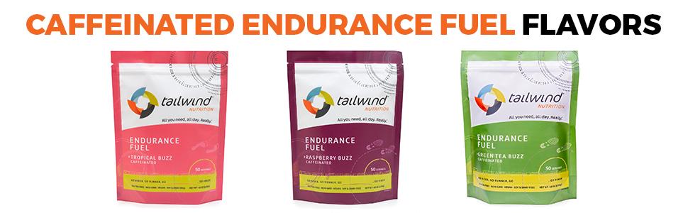Tailwind Nutrition Caffeinated Endurance Fuel