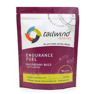 Tailwind Nutrition Caffeinated Endurance Fuel Raspberry Buzz